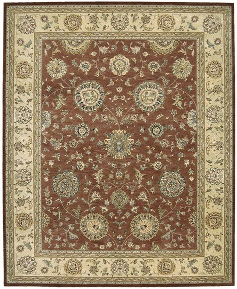 nourison 2000 rugs nourison 2000 2258 rust traditional area rug carpetmart