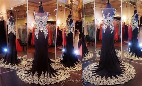 Atlanta Black Mba Soiree by Black Gold Formfitting Pageant Prom Dress Illusion