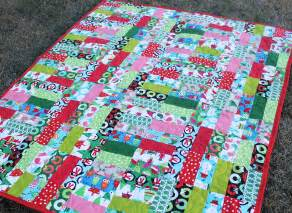 jelly roll jam quilt the stitching scientist