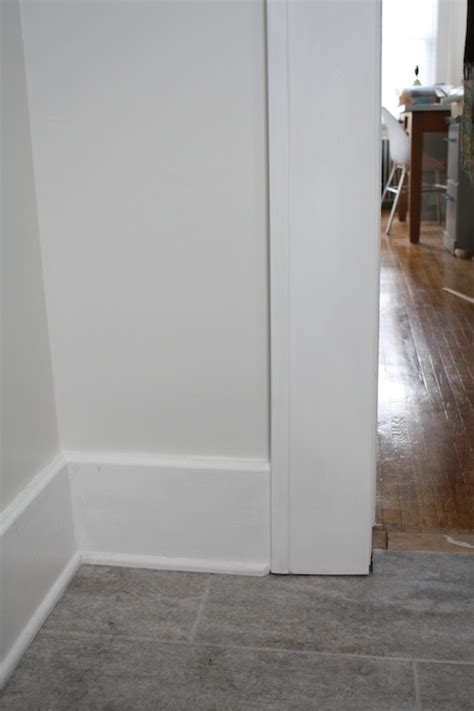 Floor Trim Ideas Interior Door Trim Options Door Trim Meets Floor Trim Home Ideas Pinterest Floor Trim