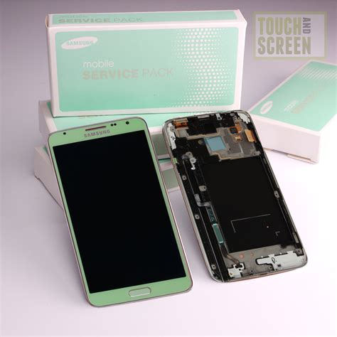 Kaca Lcd Samsung Galaxy Note 3 Neo N7505 Original original samsung galaxy touch 3 neo sm n7505 lcd display