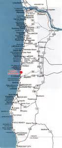oregon milepost map key sea koast house map