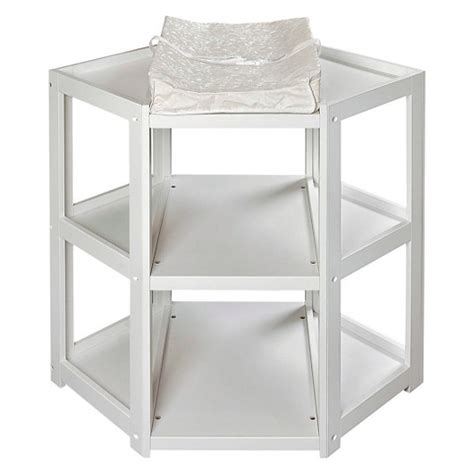 Target Baby Changing Table Badger Basket White Corner Baby Changing Table Target
