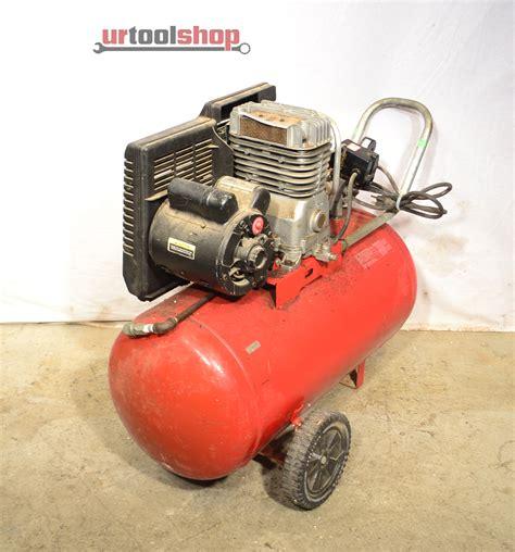 Craftsman 4 Hp 20 Gallon Air Compressor 6826 10   eBay