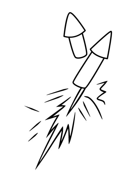 bottle rocket coloring page rocket pictures for kids coloring home