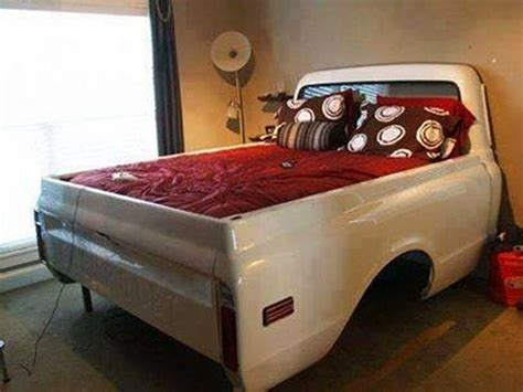 chevy bed recycled car parts innovative furniture recycled things