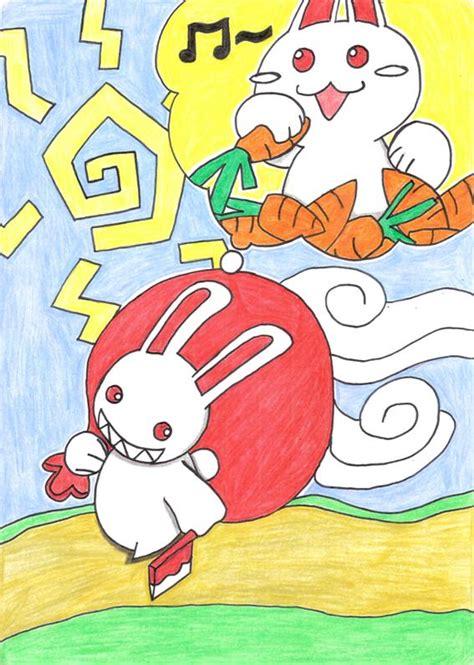 seal  mascot wawa bunny rascal rabbit