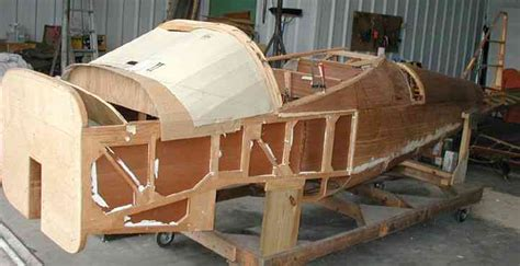 osprey partially built gp  project including metal