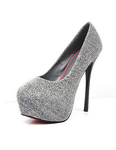 silver high heels with ankle silver pumps high heels silver ankle shoe boot with