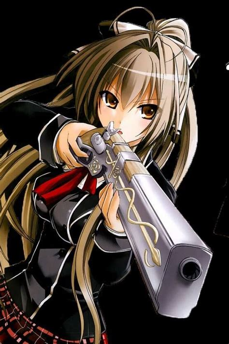 Properti Shotgun Isuzu Sento Amagi Brilliant Park 1000 images about with guns on rifle rifles and soldiers
