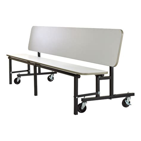 cafeteria bench ki uniframe convertible bench cafeteria table at school outfitters