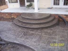 concrete patio costs sted concrete patios cost