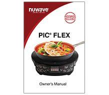 nuwave pic flex owners manual cookbook