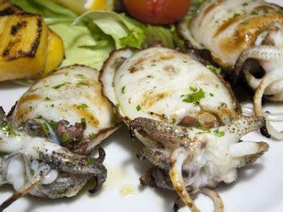 come cucinare le seppie alla griglia seppie alla griglia fresco pesce
