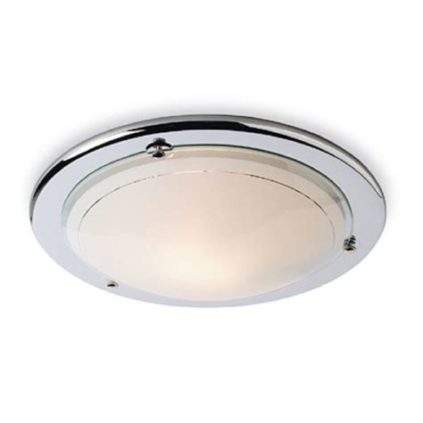4 ceiling lights firstlight flush cf25 ceiling light in chrome from lights