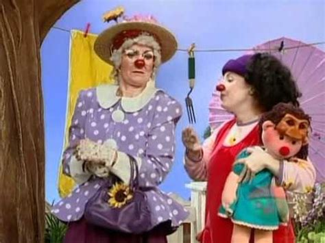 the big comfy couch characters big comfy couch scaredy cat youtube