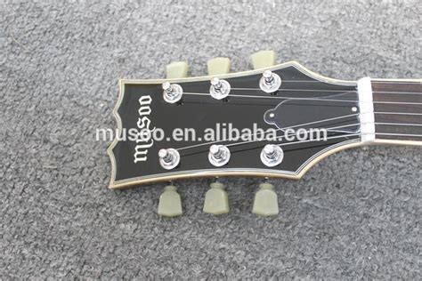 S X Supply Co Brand musoo brand electric guitars with all parts from korea