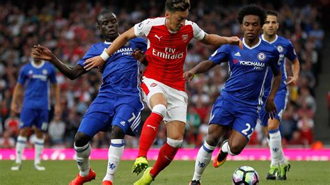 epl games arsenal vs chelsea wenger hails nearly perfect arsenal