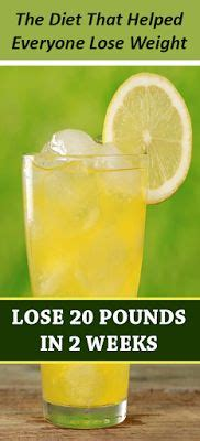 Juice Based Detox Diet Lose 20 Pounds by The Diet That Helped Everyone Lose Weight 20 Pounds Less