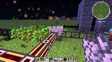 Minefactory Reloaded Planter by Ftb Tutorial Automatic Sustainable Tree Farm Mj Power