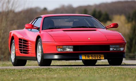 Ferrari Testarossa For Sale by Ferrari Testarossa For Sale