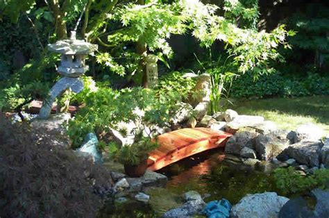 koi pond bridge pond bridges and cusom built koi pond bridges