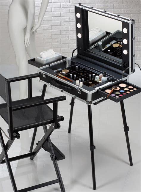 makeup station with lights portable light up makeup station saubhaya makeup