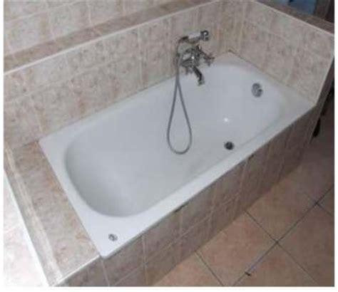 vasca da bagno rovinata un copri vasca nuovo per la vostra vasca rovinata
