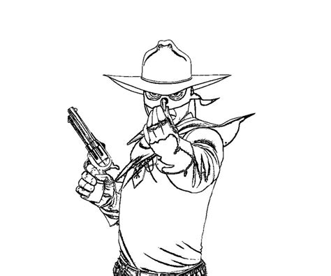 Lone Ranger Coloring Pages free lone ranger coloring pages