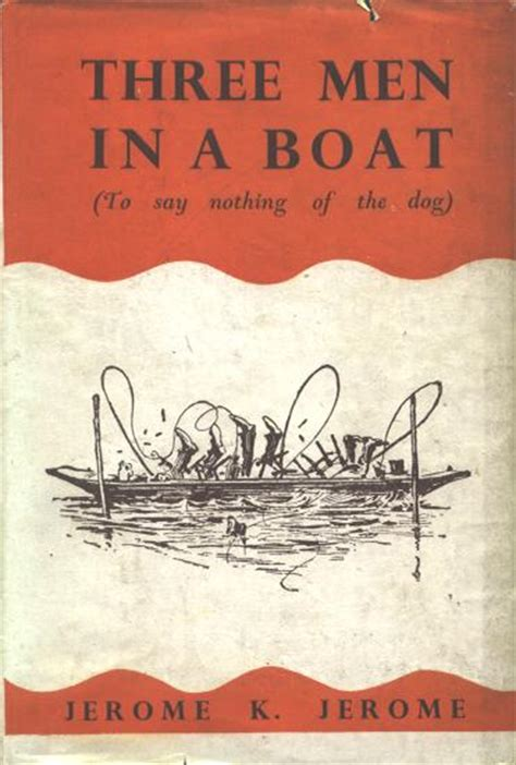 the boat a novel books book review three in a boat by jerome k jerome