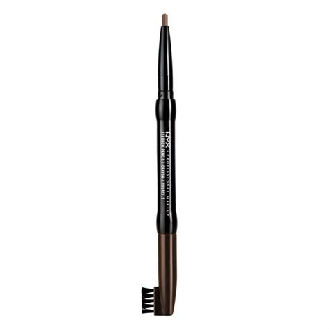 Eyebrow Pencil 03 nyx eyebrow pencil 03 medium brown