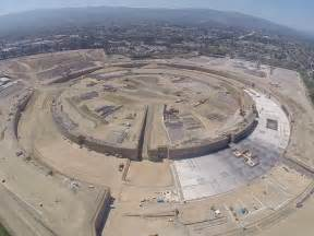New Apple Headquarters by Drone Films Apple S New Campus Business Insider