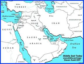 Ancient Near East Map Outline by Ancient Middle East Map