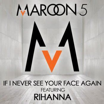 testo again testi if i never see your again maroon 5 testi