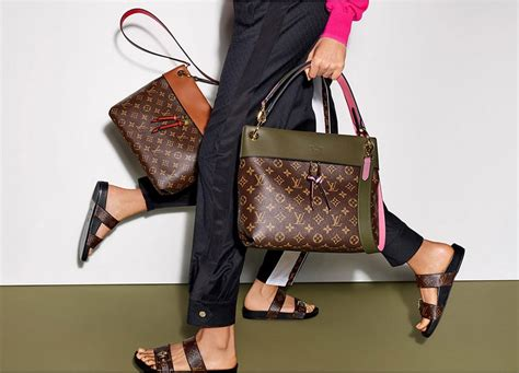 monogram colors enjoy the new louis vuitton monogram colors bags