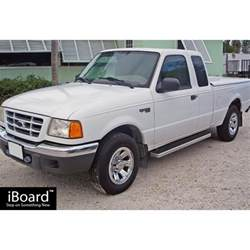 5 quot iboard running boards fit 99 11 ford ranger cab 4