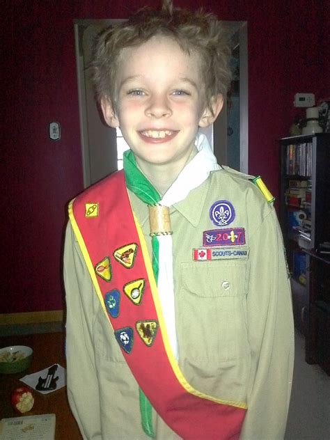 pics of boy scouts haircuts mom s glass of whine wordless wednesday the cub scout