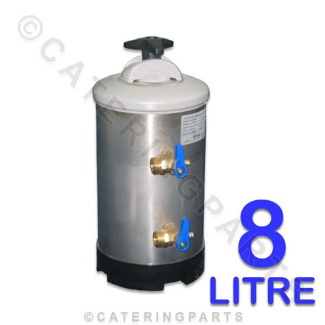 salt l leaking water 8l 8 litre 3 4 quot dva manual water softener 1kg salt