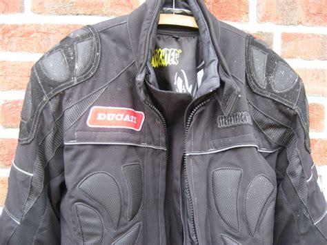 Streetfighter Motorradjacke by Jacke 3 Neu Streetfighter Ducati Motorradjacke Gr 52