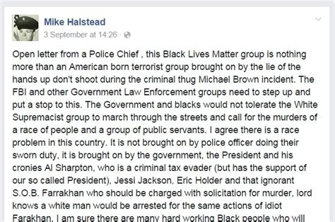 when they call you a terrorist a black lives matter memoir books nc chief retires after calling black lives matter