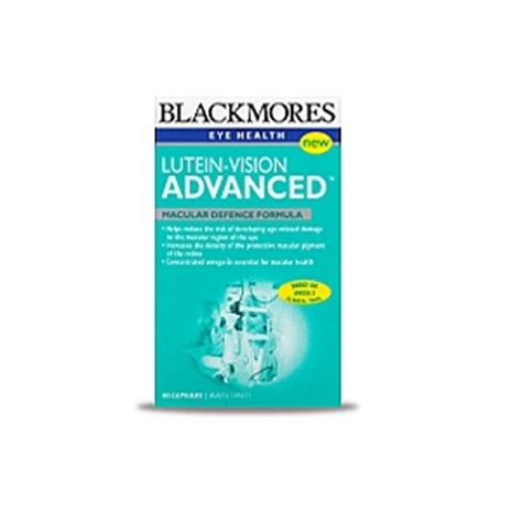 Blackmores Macu Vision 150 Tablets blackmores macu vision tablets x 150 towers pharmacy