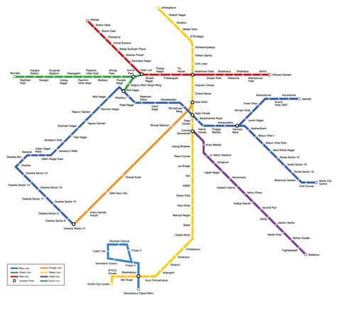 metro map delhi metro map metro map