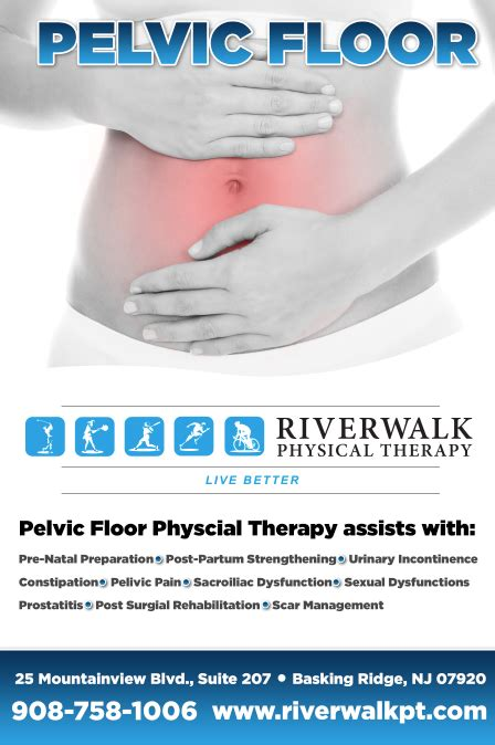 physical therapy for pelvic floor spasms pelvic floor physical therapy in basking ridge nj