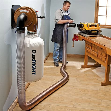 woodworking shop dust collection system dust collection finding the solution that s right for you