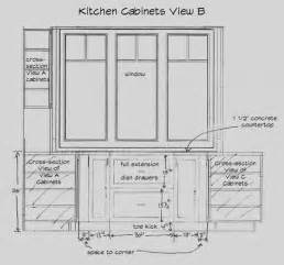 How To Design Kitchen Cabinets Kitchen Cabinet Drawing What You Need To Before Installing Interior Bifold Doors Shed