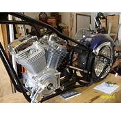 Twin Cam In Evo Softail Frame / Offset Issues  Harley