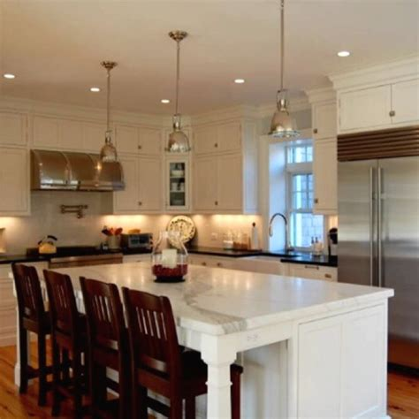 kitchen island seats 6 17 best ideas about kitchen island seating on pinterest