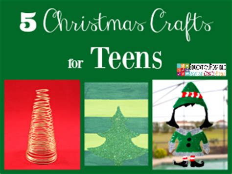 christmas craft activities for middle school students 5 simple and affordable crafts for to make