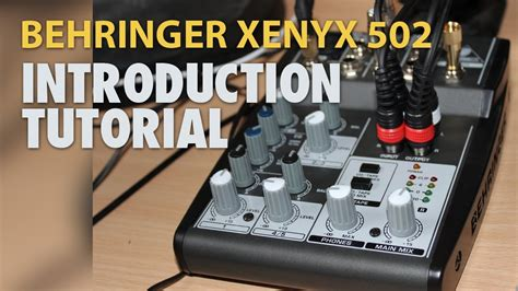 Audio Mixer Belt Up how to hook up an audio mixer to a pc introduction to