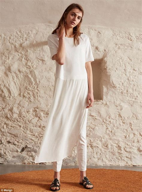 Modesty A New Trend In Womens Clothing by Mango Launches A New Range For Muslim Featuring